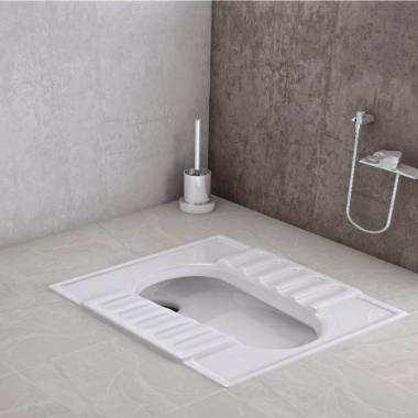 توالت زمینی کیهان سینا چینی