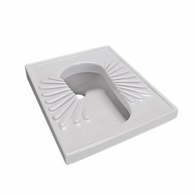 توالت زمینی کسری سینا چینی