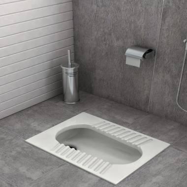 توالت زمینی آذر سینا چینی