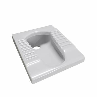 توالت زمینی کاملیا ریم بسته سینا چینی