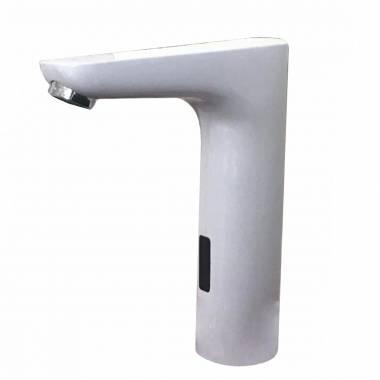 شیر روشویی چشمی سفید HD118 New بلندا