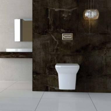 توالت فرنگی دیواری گریس گلسار فارس