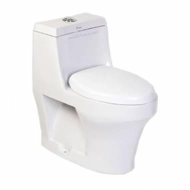 توالت فرنگی هلنا چینی کرد