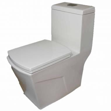 توالت فرنگی هیلتون A0194 هلیا