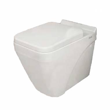 توالت فرنگی دیواری ارتا چینی کرد