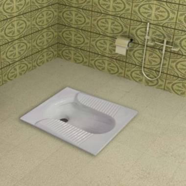 توالت زمینی طبی پارمیس گلسار فارس