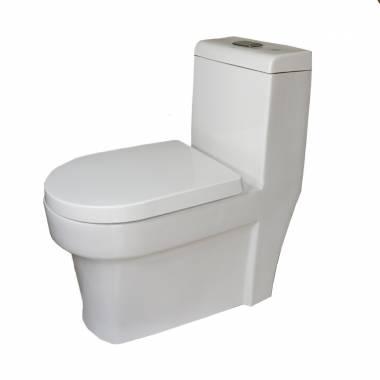 توالت فرنگی جت ست A0205 هلیا