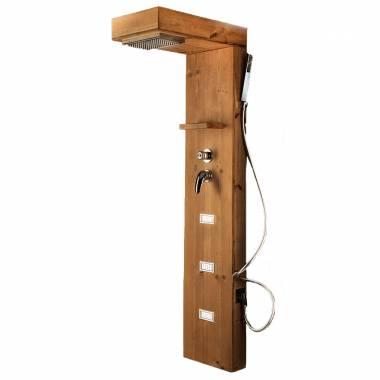 پنل دوش چوبی 852 پرشین استاندارد