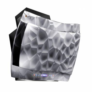 هود سه بعدی مدل فریز درخشان