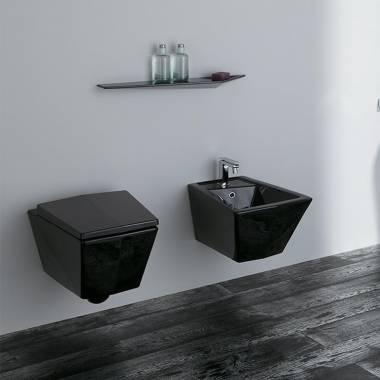 توالت فرنگی دیواری کریستال المپیا