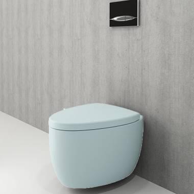 توالت فرنگی دیواری آبی اتنا بوچی
