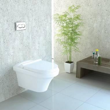 توالت فرنگی دیواری هلیا گلسار فارس
