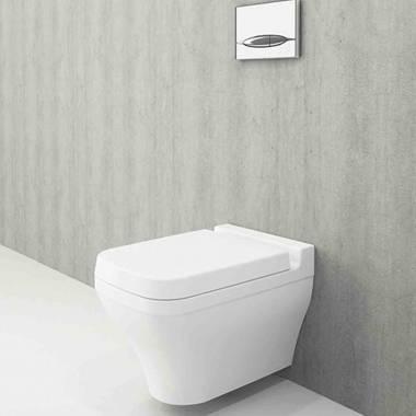 توالت فرنگی دیواری سفید مات اسکالا بوچی