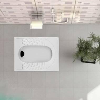 توالت زمینی الگانت مروارید