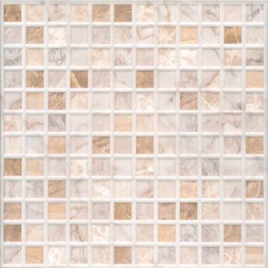 SP Mosaic Design Cream Matt