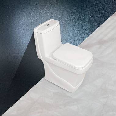 توالت فرنگی کرون مروارید