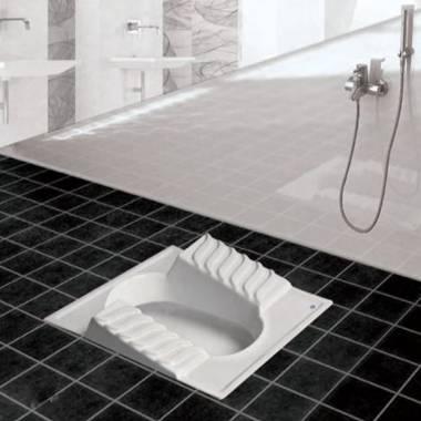 Elena Squat Toilet