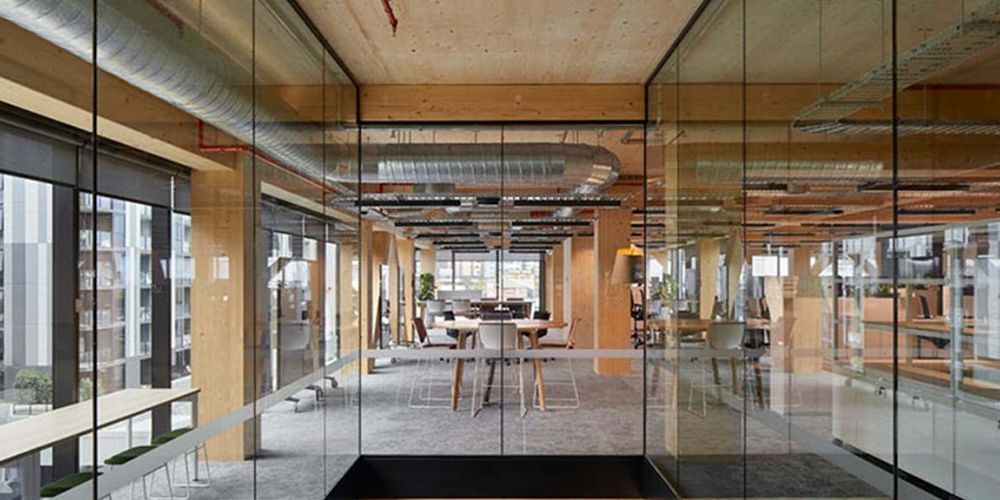 استرالیایی ها ساختمان چوبی ۱۰طبقه ساختند